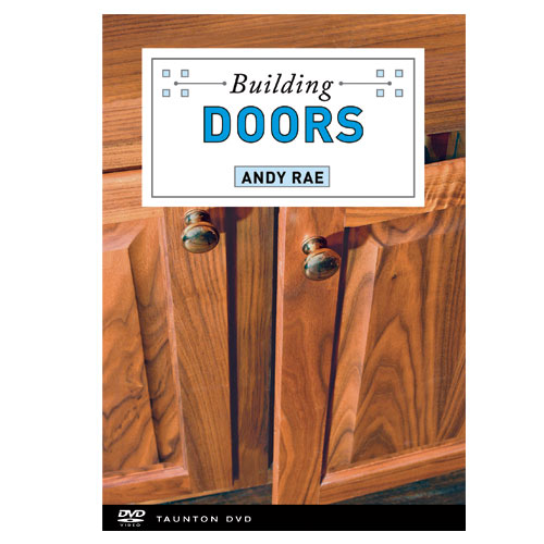 BUILDING DOORS WITH ANDY RAE DVD