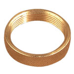 HART DESIGN BRASS TEMPLATE GUIDE BUSHING LOCK NUT