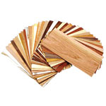 Sauers & Company Mixed Variety Domestic & Exotic Veneers Pack - 20 Sq. Ft.