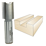 Whiteside 1083A Straight Plywood Bit - 1/2 SH x 23/32 CD x 1 CL