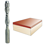 Whiteside #RFT5200 Spiral Up Cut Flush Trim Bit - 1/2