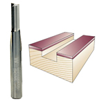 Whiteside SC35 Flat Bottom Veining Bit, 1/4 SH x 1/4 CD x 1/2 CL