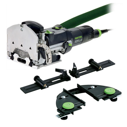 Festool 574432 Domino DF 500 Q Joiner Set - Side View
