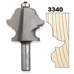 Whiteside 3340 Classic Multi-Forms Bit - 1/2