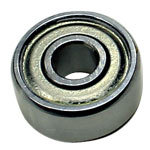 WHITESIDE #B1 BEARING - 3/8 OD X 1/8 ID