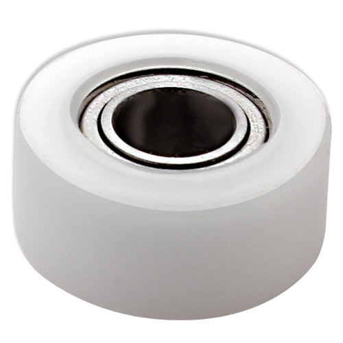 WHITESIDE #B3S BEARING WITH NO-MAR NYLON SLEEVE - 1/2 OD X 3/16 ID