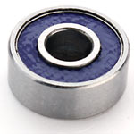 WHITESIDE #B3S BEARING WITH TEFLON SHIELDS - 1/2 OD X 3/16 ID