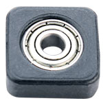 WHITESIDE #B8SQ EURO SQUARE BEARING - 3/4