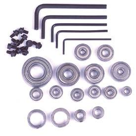 WHITESIDE #BB701 30 PC  BEARING ACCESSORY KIT