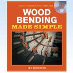WOOD BENDING MADE SIMPLE BOOK WITH  DVD