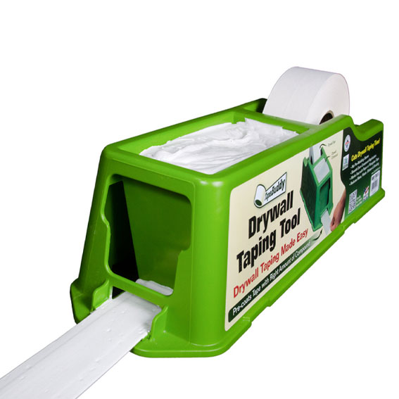 Buddy Tools TapeBuddy Drywall Tape Machine