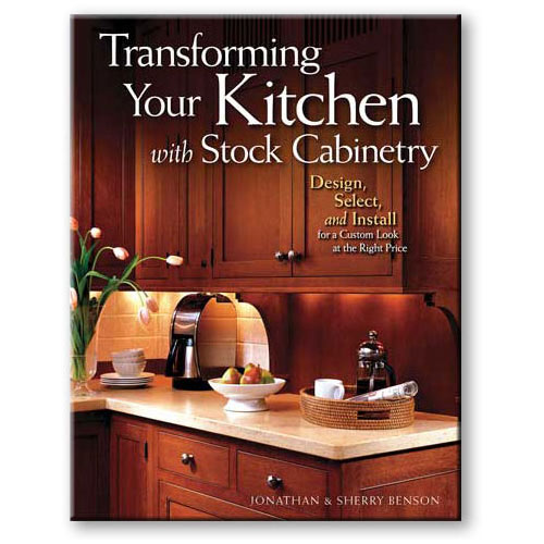 TRANSFORMING YOUR KITCHEN WITH STOCK CABINETRY BOOK
