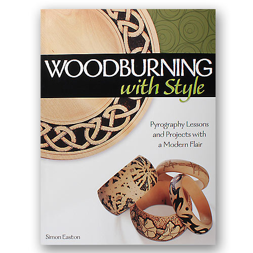 WOODBURNING WITH STYLE BOOK