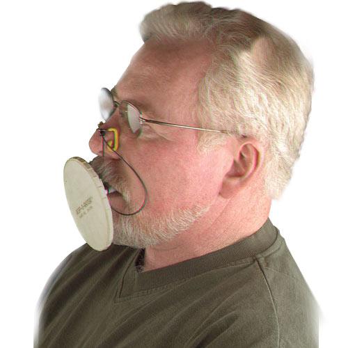 Resp-O-Rator Jr  Dust Respirator