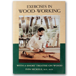 EXCERCISES IN WOOD-WORKING BOOK