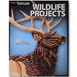 SCROLLSAW: WILDLIFE PROJECTS BOOK
