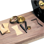 Whiteside 9500 Standard Brass Inlay Kit - In Use