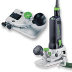 Festool 574368 MFK 700 EQ Trim Router Set