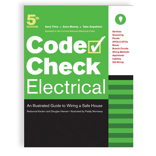 CODE CHECK ELECTRICAL BOOK