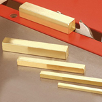 Whiteside 9800 Brass Bar Set-Up Kit - 2-1/2