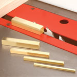 Whiteside 9810 Brass Bar Set-Up Kit - 4
