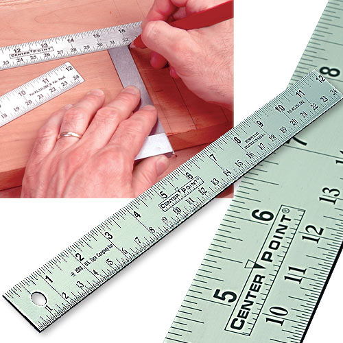 CenterPoint Centering Ruler - 12 Inch