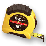 CenterPoint Measuring Tape - 16 Ft.