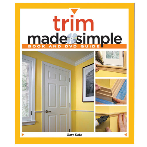 Trim Made Simple Book with DVD