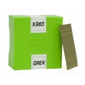 Grex 23 Gauge 1/2-Inch Headless Pins, 10M