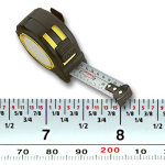FastCap  Metric / Standard Tape Measure - 25 Ft.