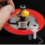 XTREME XTENSION QUICK CHANGE ROUTER BIT EXTENSION