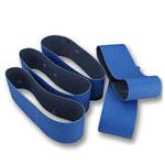 Norton ProSand BlueFire Sanding Belts - 4 X 24 X 36 Grit - 5 Pk.