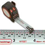 FastCap Story Pole Tape Measure - 16 Ft.