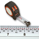 FastCap Story Pole Tape Measure - 25 Ft.
