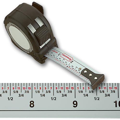 FastCap Flatback Story Pole Tape Measure - 16 Ft