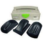Festool 203154 Sanding Block Set With SYS MINI