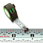 FASTCAP LEFTY/RIGHTY  TAPE MEASURE - 25 FT.