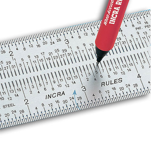 Incra Marking Rule - 6 Inch
