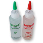 SYSTEM THREE QUICK CURE-5 EPOXY - 8 OZ. KIT