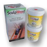 System Three Sculpwood Paste - Quart