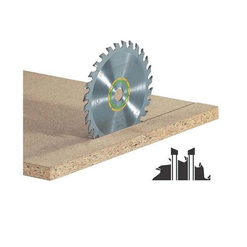 Festool 496304 TS 55 EQ Universal Saw Blade, 28 Teeth