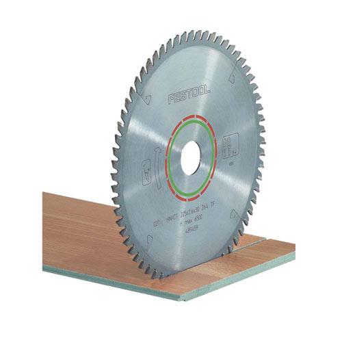 Festool 496309 TS 55 EQ Solid Surface/Laminate Saw Blade, 48 Teeth