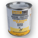 SYSTEM THREE GLOSS SPAR VARNISH - QUART