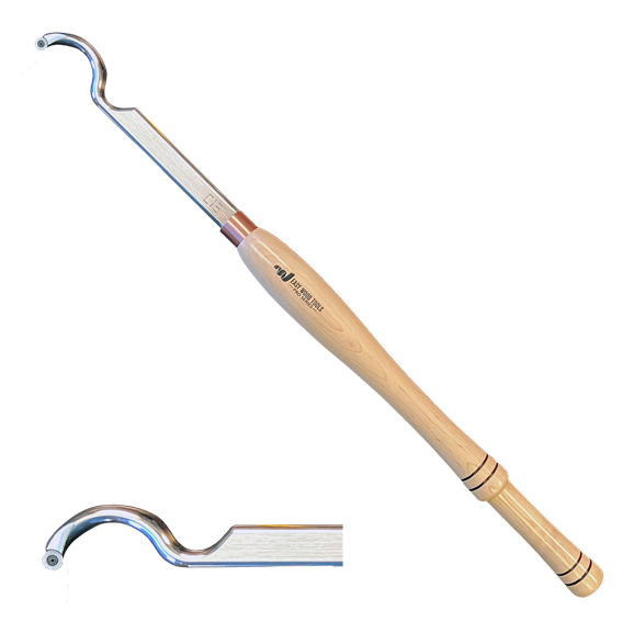 Easy Wood Tools 3505 #3 Pro Easy Hollower, Handled