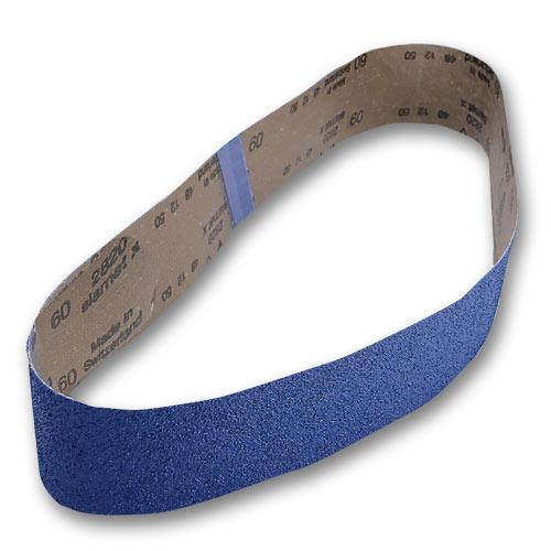 Sorby PE60Z ProEdge Zirconium Abrasive Belt, 60 Grit