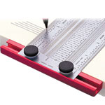 Incra 12-Inch Precision T-Rule, T-RULE12