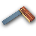 CROWN #124 MINIATURE ROSEWOOD TRY SQUARE - 4