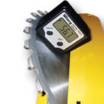 Wixey #WR300 Type 2 Digital Angle Gauge w/Backlight - In Use