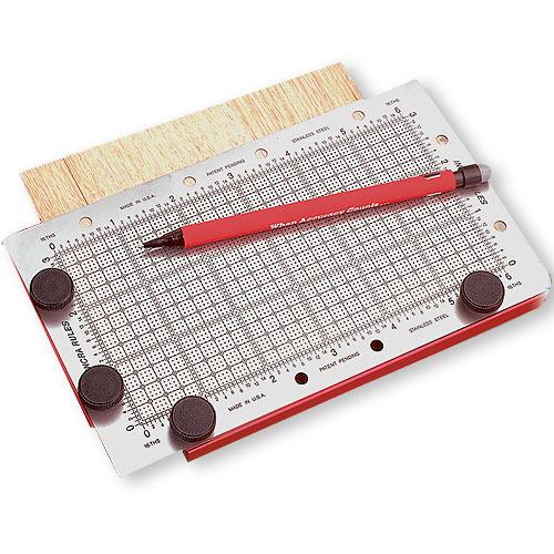Incra Precision X-Y Marker - 3 Inch X 6 Inch