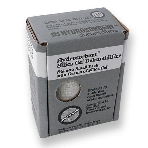 HYDROSORBENT SILICA GEL PACK - 200 GRAM BLUE